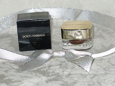 """Dolce & Gabbana. Perfect Mono. Cream Eye Colour. ""Bronze 50"" 4 g /0.14 Oz. New."