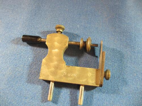 Watchmaker Estate Vintage LEVIN Pivot Polisher Ready togo to Work!