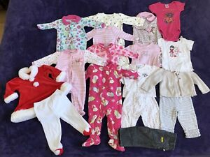 Baby Girl Clothes l Size: 9 months