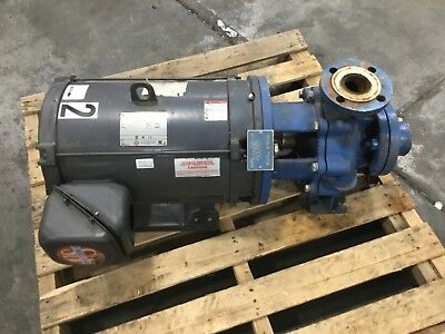 U.s. Electric Motor Dj30s1ap 30 Hp 3 Phase 230460 Wscott Pump 613dk