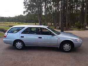 2000 Toyota Camry CSI wagon. December rego. Auto. 4cyl The Junction Newcastle Area Preview