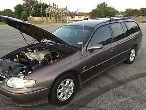 1999 Holden Commodore VT Wagon Melbourne CBD Melbourne City Preview
