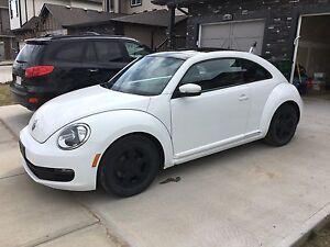 2014 VW Beetle