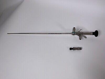 Storz Ureteroscope Model 27011 K Super Nice Unit Tested With Warranty