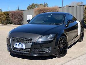 2009 AUDI TT 6SPD MANUAL COUPE - ABSOLUTELY BRILLIANT South Windsor Hawkesbury Area Preview