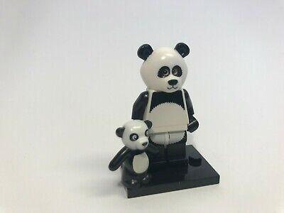 LEGO ® Minifiguren Sammelserie 71004 Movie 1 Panda Guy Panda Kostüm ( NR.15 ) - Lego Guy Kostüm