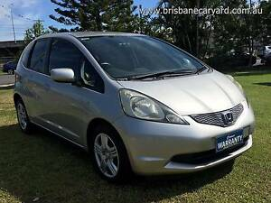 2008 Honda Jazz Manual/12 MNT WARRANTY/6 MNT REGO Yeerongpilly Brisbane South West Preview