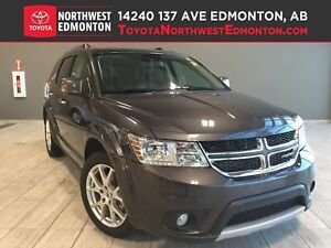 2018 Dodge Journey GT   UCONNECT   Leather   Heat Seats   3rd Ro