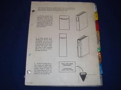 John Deere 6600 7700 Combine Technical Service Shop Repair Manual Book Tm1021
