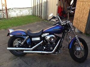 2010 Harley Davidson Street Bob