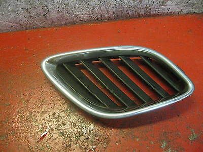 Used saab 9 5 grilles for sale page 4 2002 2005 saab 9 5 oem drivers side left front bumper grill grille sciox Images