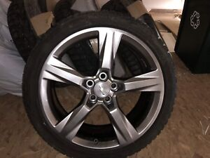 Genuine Chevrolet Camaro Rims - Mint Condition