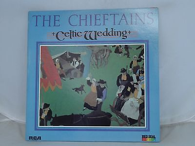 - The Chieftains / Celtic Wedding Music of Brittany LP 1987 RCA Records EX!
