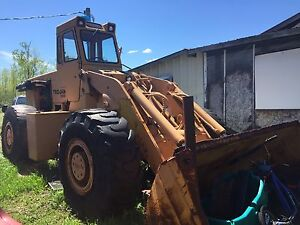 Trojan 3000 Front and loader