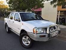 2006 Nissan Navara ST-R 4X4 TURBO Diesel Ute 4 Door Manual 180K's Darra Brisbane South West Preview