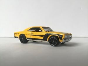 Hot wheels '69 chevy chevelle ss 396