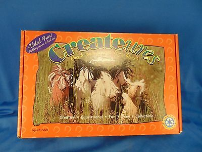 Createures horse painting kit fabric equine paints brushes instructions ages 8+ for sale  Shipping to India