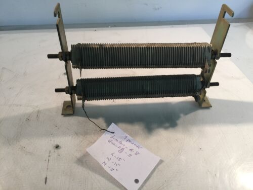 GE Power Resistors IC9033B3F1 OHMS 5.0
