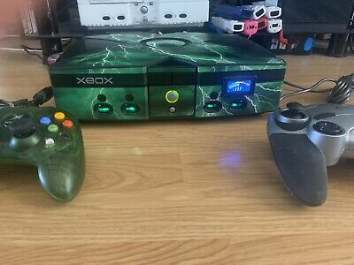 Custom Original Xbox, 2TB Hard Drive Upgrade Ready To Go.