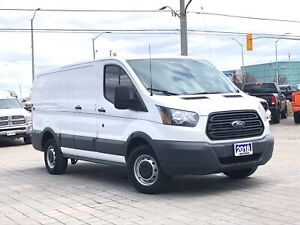 2018 Ford Transit Van COMMERCIAL