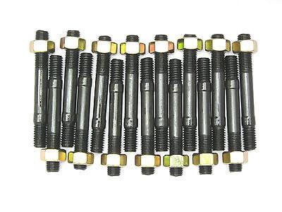 Jeep   Stud  Nut Kit 15   Cylinder Head   MBGPW  All L Head Eng   349368K
