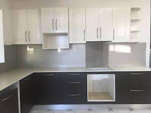 Two Tone L-Shaped Ex-Display Kitchen Smithfield Parramatta Area Preview