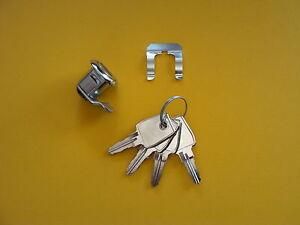 Briefkastenschloss/Hebelzlinder R1 passend für Renz 97-9-95085 mit 4 Schlüssel