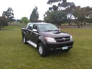 2005 SR5 Hilux Dual Cab - Auto Turbo Diesel Sandford Clarence Area Preview