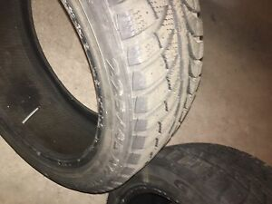 Winter tires  225 45 r17