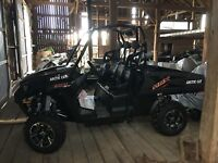 2017 Arctic Cat Prowler HDX 700 XT EPS Guelph Ontario Preview