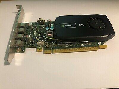 PNY NVIDIA Quadro NVS 510 (2048 MB) (VCNVS510DP-PB) Grafikkarte