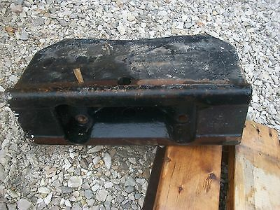 John Deere John Deere Support R124753 For Suitcase Weights 5510 5310n 5510n