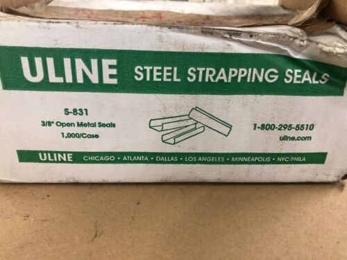U-LINE Steel Strapping Seals #S-831