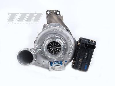 Upgrade Turbolader Mercedes C CLK CLS E S GL GLK Chrysler 320 CDI 3,0 bis 350PS