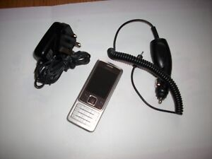 Nokia 6300i -mocha brown (Unlocked) Mobile Phone (Used/Good Condition)