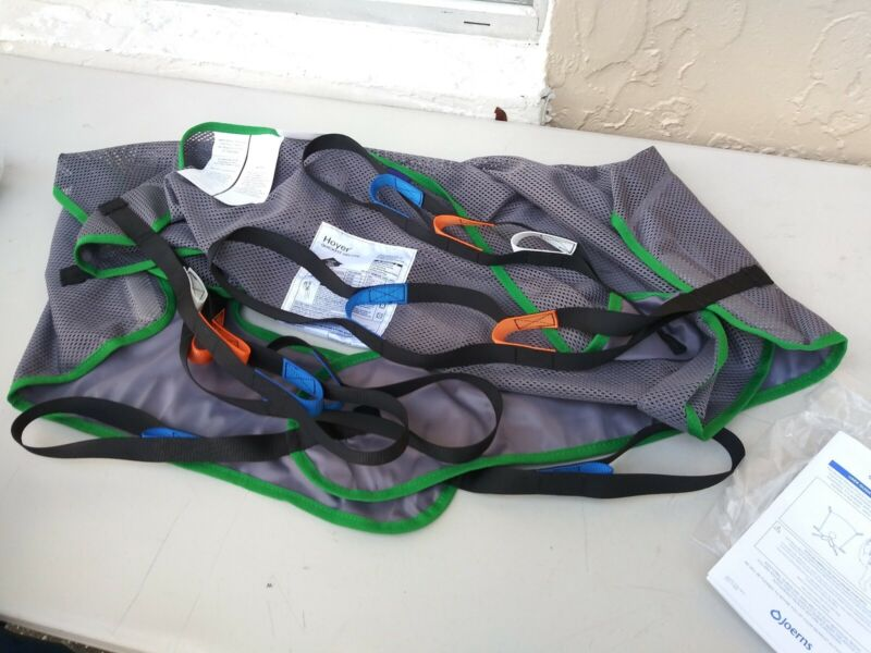 Hoyer Quickfit Deluxe Sling Size Large new