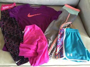 Dance or athletic wear