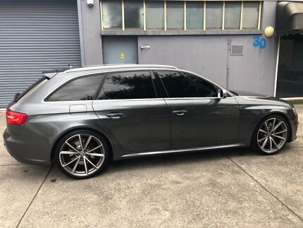 2015 Audi RS4 AVANT QUATTRO Automatic Wagon Heidelberg Heights Banyule Area Preview