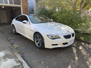 2010 BMW M6 E63 5L V10 monster! 500+HP