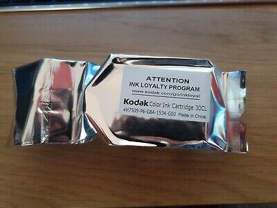 Kodak Colour Ink Cartridge 30CL Genuine Original Unused And Sealed.