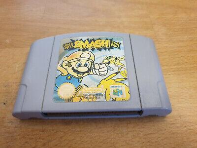 Super Smash Bros Nintendo 64 N64 PAL