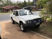 2001 Toyota Hilux 4x4 East Lismore Lismore Area Preview