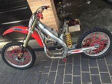Crf 450r 2008 frame Blacktown Blacktown Area Preview