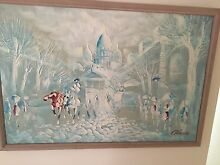 Chezar Painting Original Work Quality Framed and Signed Floreat Cambridge Area Preview