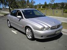 JAGUAR X TYPE SPORTS  A..W..D SUNROOF  LEATHER  NICE CONDITION Bethania Logan Area Preview