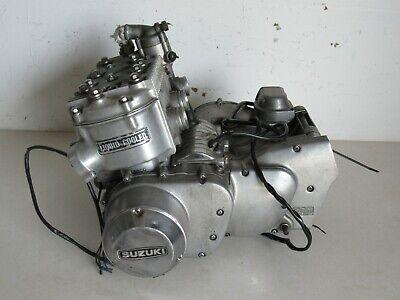 Running Complete Engine Motor Transmission Crankshaft Top End fits Suzuki GT750