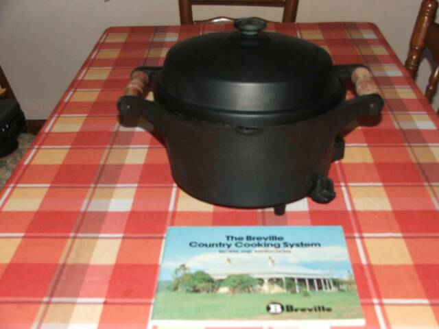 Groovy Breville Country Kitchen Dutch Oven Cooking Accessories Home Interior And Landscaping Ologienasavecom