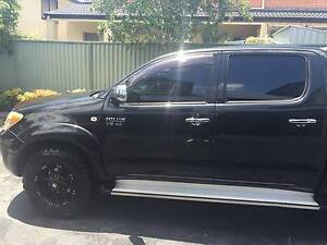 2008 Toyota Hilux 4x4 Punchbowl Canterbury Area Preview