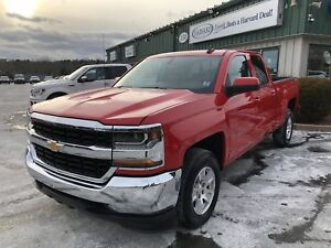 2018 Chevrolet Silverado 1500 1LT CLEAN CARFAX/ONE OWNER/BACK...