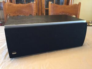 Athena AS-C1.2 Center Channel Speaker - EXCELLENT!!